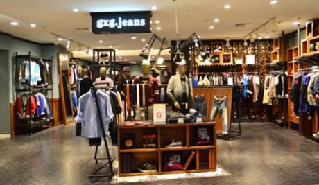 Интересная стратегия интернет продаж одежды в Китае от GXG Jeans